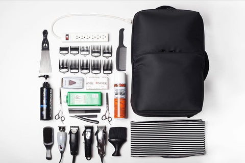 Image of ByApptOnly Barber Backpack