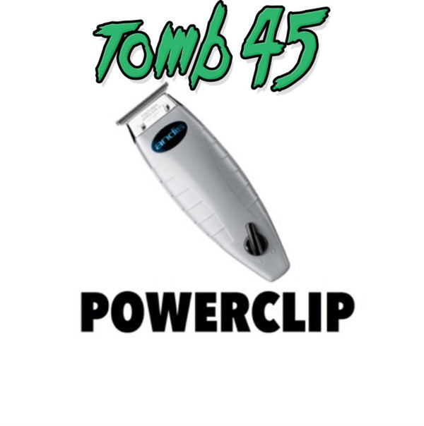 Tomb 45 Powerclip Andis Cordless T Outliner