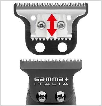 Gamma + Hitter Trimmer