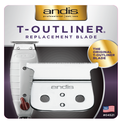 Andis T-Outliner Replacement Blade