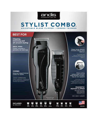 Image of Andis Stylist Combo