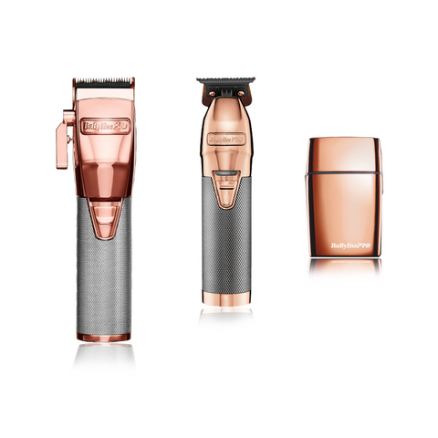 Babylisspro Rose Gold FX Bundle