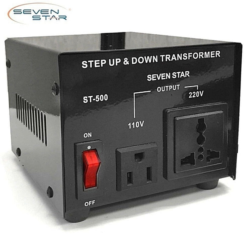 Seven Star st 300 Step Up/Down transformer