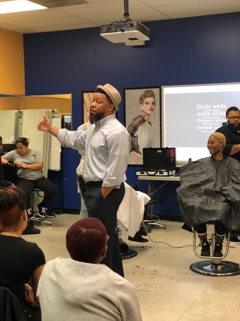 Online Universal Barber Supply Boot Camp (Full Class 1-1)
