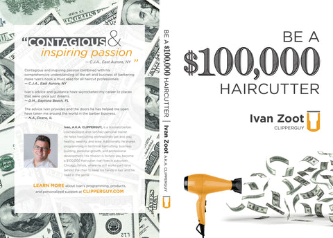 Ivan Zoots $100,000 HAIRCUTTER (Digital)