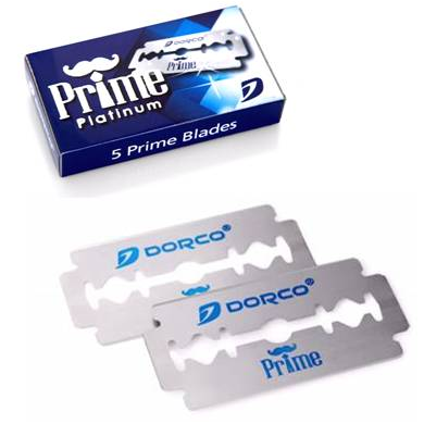 Image of Dorco Prime Double Edge Blades