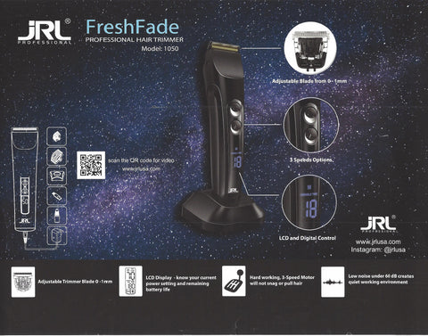 JRL Fresh Fade 1040 Trimmer 2nd Generation
