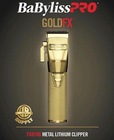 Image of Babyliss Gold FX Bundle