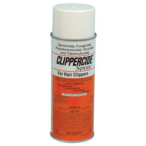 Clippercide Aerosol Spray