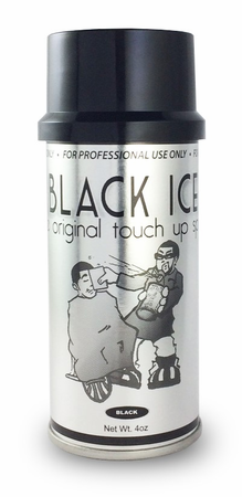 Black Ice Touch Up Spray