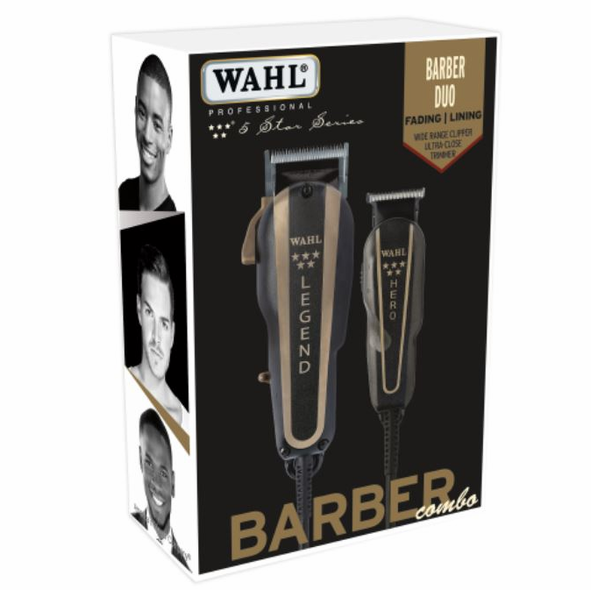 Wahl Legend and Wahl Hero Combo