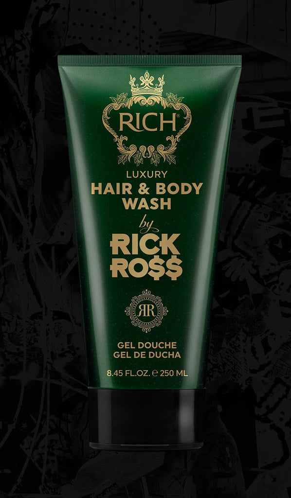 Rich by Rick Ross Bundle and Display