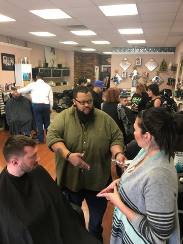 Image of Online Universal Barber Supply Boot Camp (Full Class 1-1)