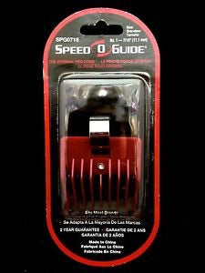 Speed O Guide No.1-7/16 (11.1mm)