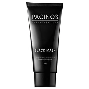 Pacinos Black Mask Facial Treatment
