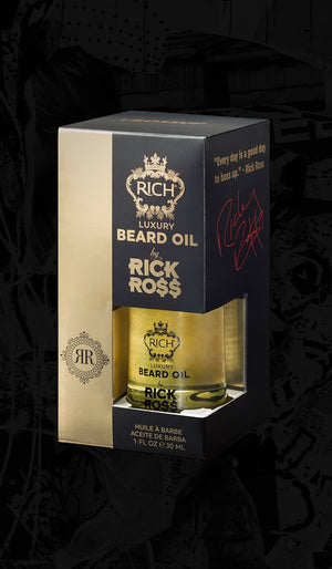 Rich by Rick Ross Luxury Beard Oil