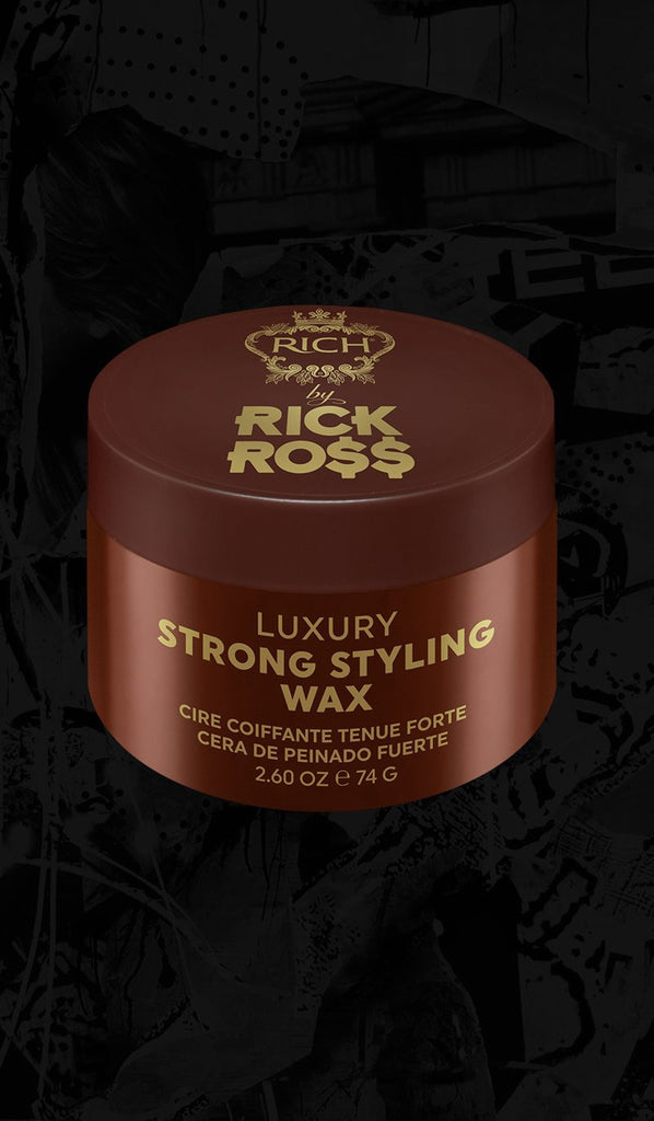 Rich by Rick Ross Styling Matte Wax