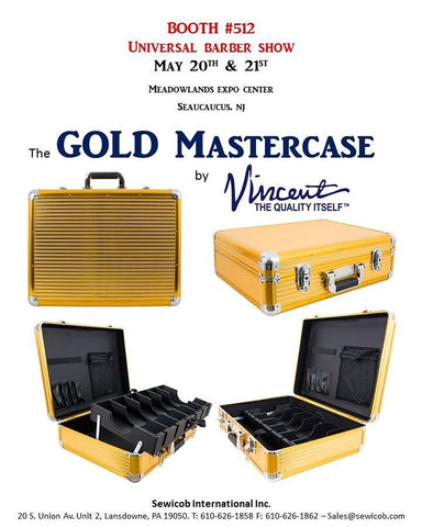 Vincent Large Master Case