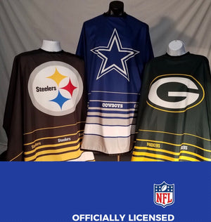 NFL Barber Capes