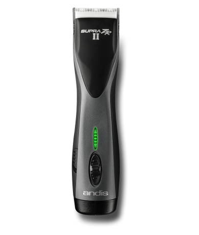 Andis Supra ZR II Cordless Detachable Blade Clipper