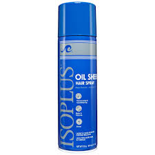 Iso Plus Oil Sheen Spray