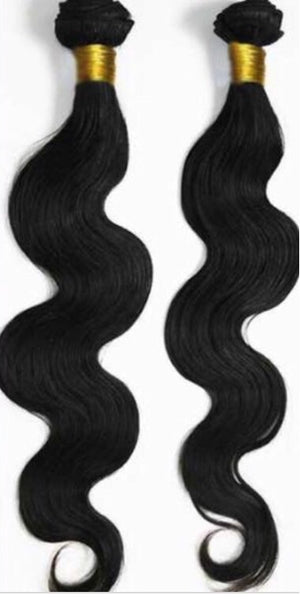Unprocessed Body Wave