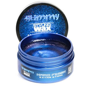 Gummy Styling Wax Hard Finish