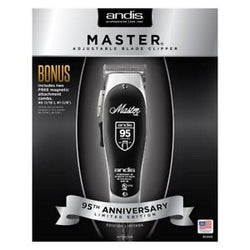 Andis Master 95th Anniversary Limited Edition