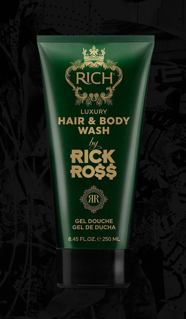 Rich by Rick Ross Body Wash