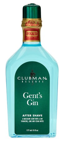 Clubman Reserve - Gent's Gin Aftershave Lotion