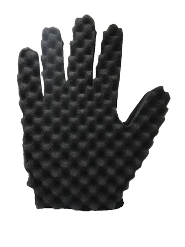 Image of Curl Sponge Glove