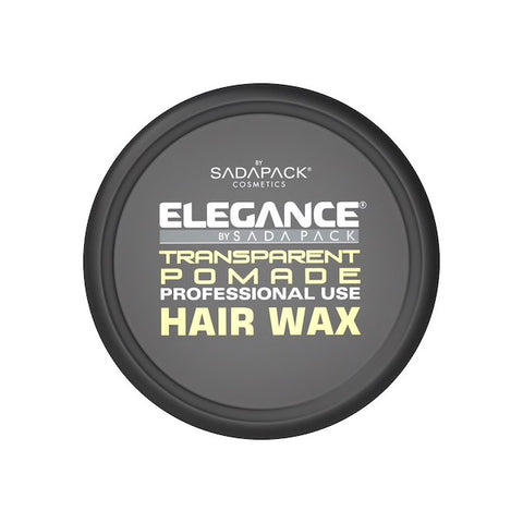Elegance Transparent Pomade Hair Wax