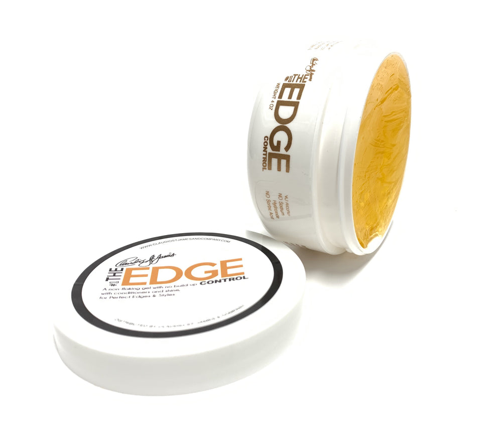 The #1 Edge Control in The World The Best Edge Control by Claudio St. James and Company