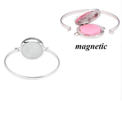 Aromatherapy Essential Oil Diffuser Bangle