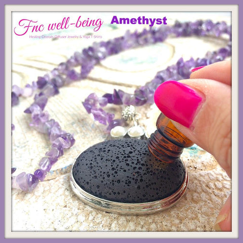 NK67 Aromatherapy Diffuser Long Necklace  Necklace