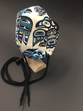 Tlingit Design Face Mask
