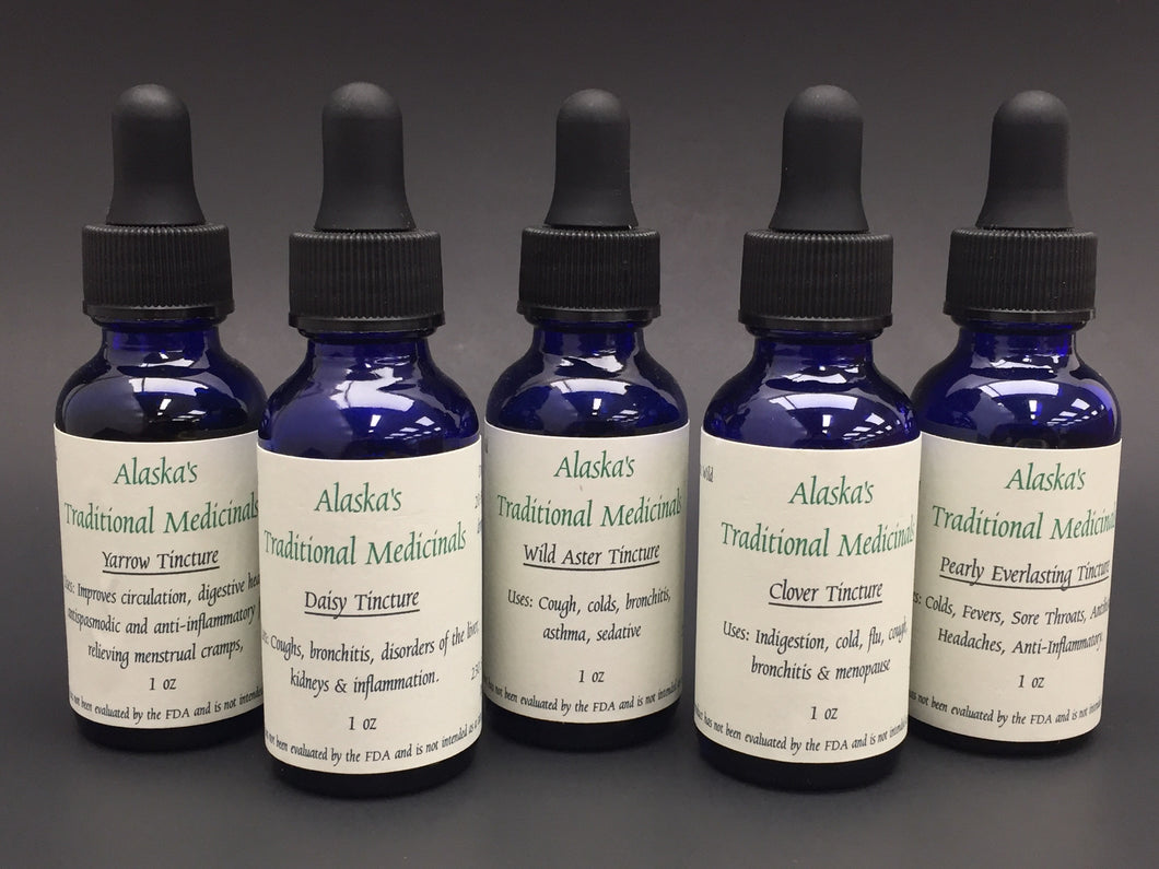 Flower Based Tinctures