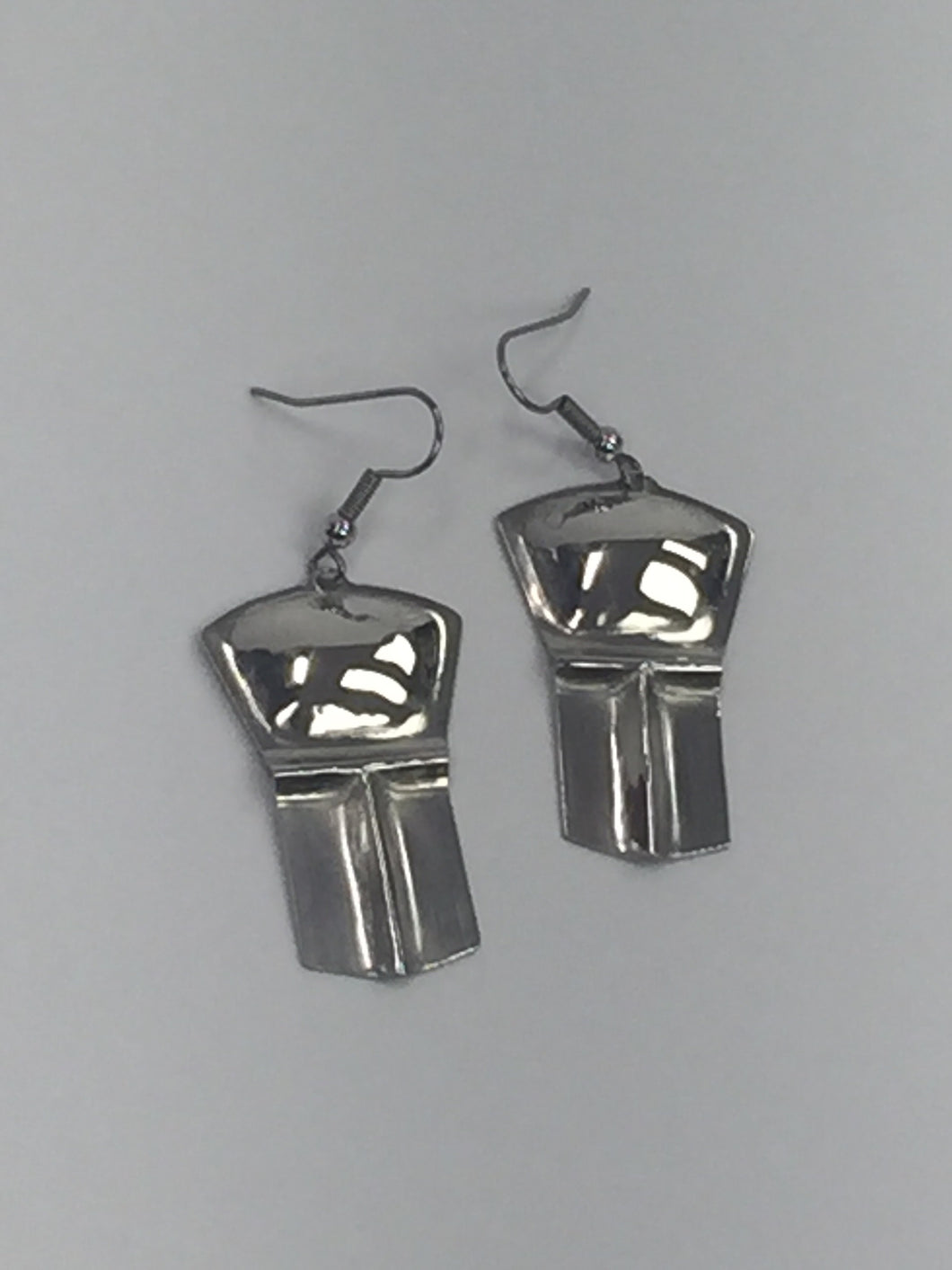 Silver Tinaa Earrings