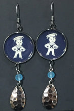 Sailor Boy Earrings