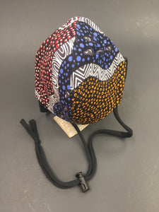 Aboriginal Design Face Mask