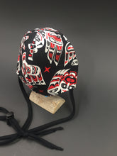 Tlingit Design Face Mask -Medium