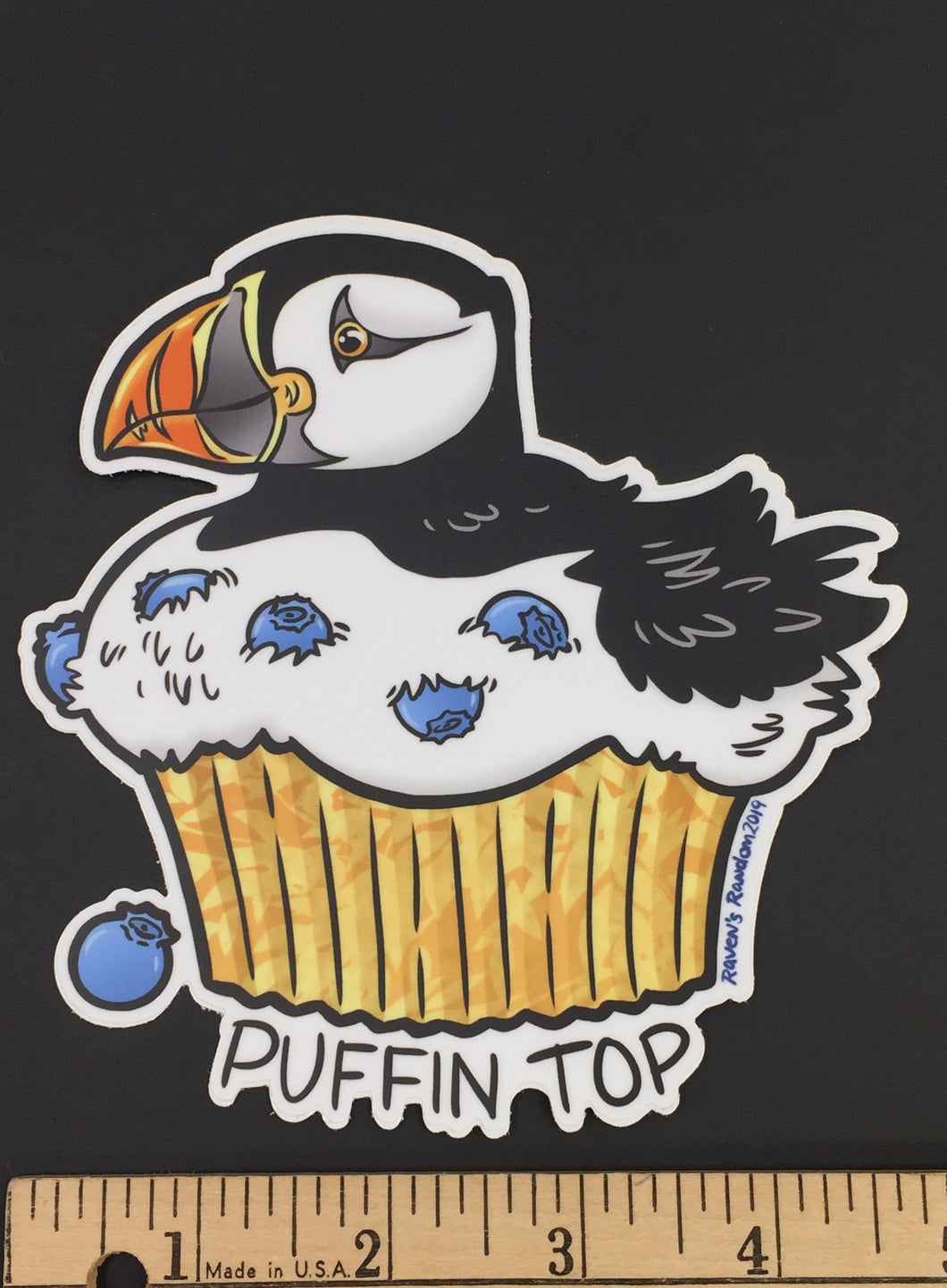Puffin Top