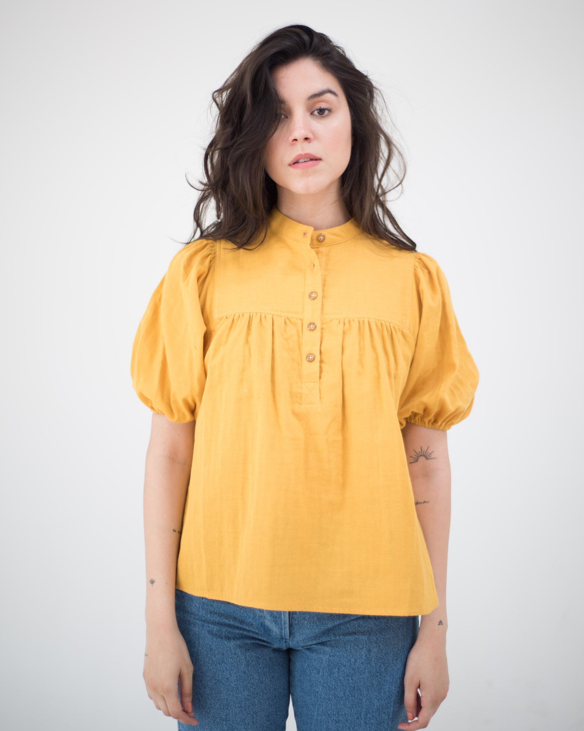 Canary Grace Top