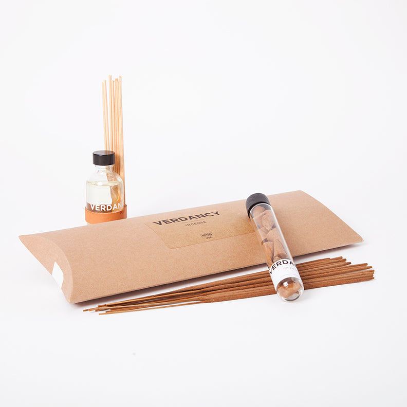 Verdancy Incense | Reed Oil | Noah Marion Quality Goods