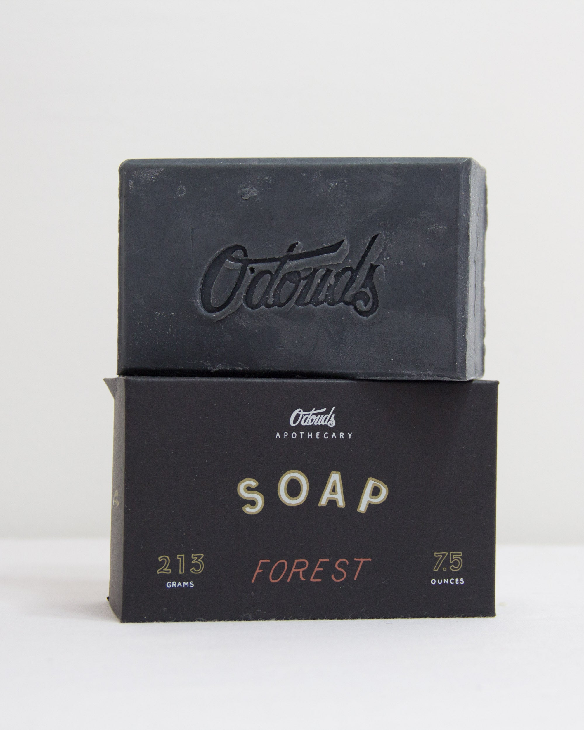 Forest Soap | O'Douds-Apothecary-O'Douds-Forth and Nomad