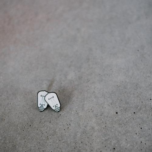 Logo Enamel Pin | Forth and Nomad