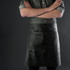 Minimalist Half Apron | Stash Co