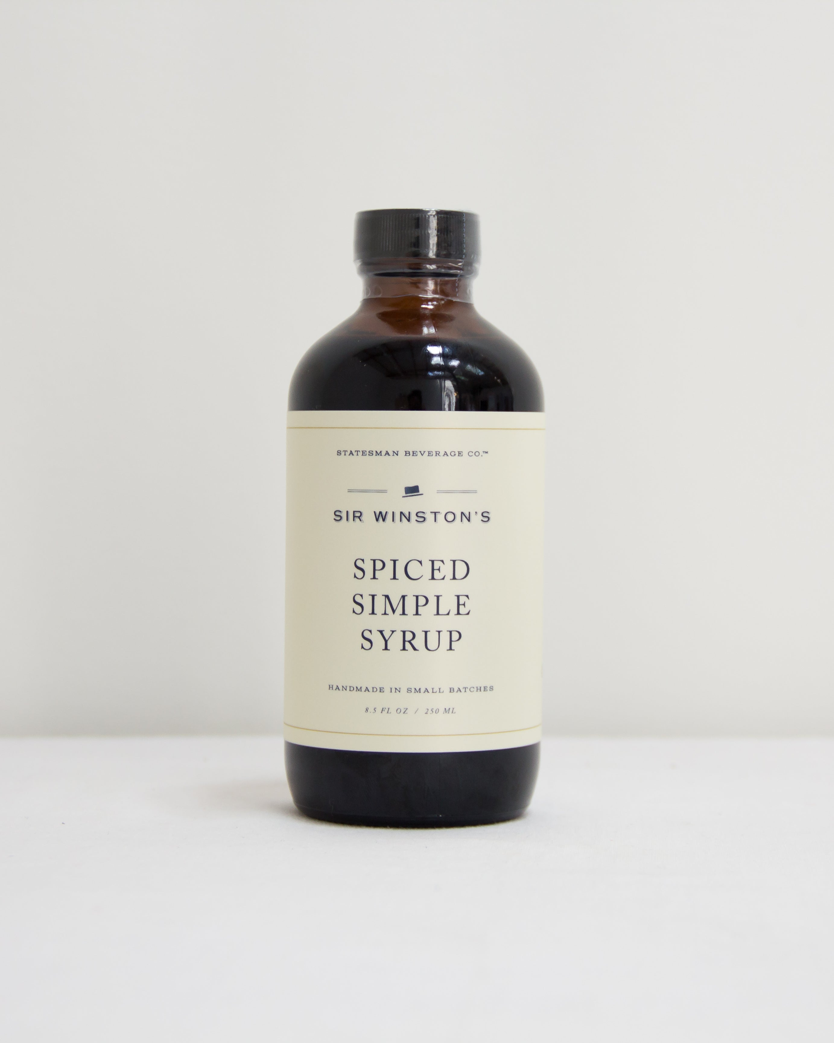 Sir Winstons Spiced Simple Syrup