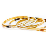Ankole Horn Bangle Set | tribe + glory