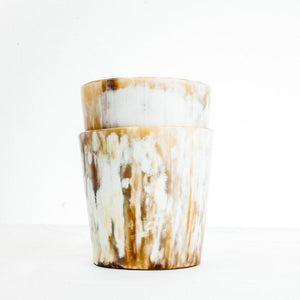 Ankole Horn Cocktail Tumblers | tribe + glory